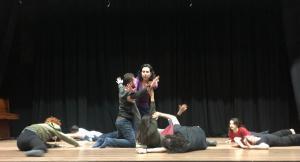 TİYATRO ATÖLYELERİ Tiyatro Oyunculuk Atölyesi