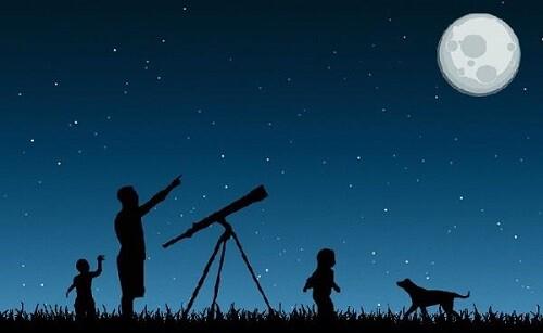 Çocuk Bilim Atölyeleri Astrofizik Atölyesi